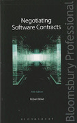 Cover of Negotiating Software Contracts