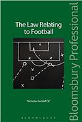 Cover of The Law Relating to Football
