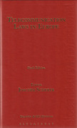 Cover of Telecommunication Laws in Europe: Law and Regulation of Electronic Communications