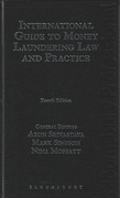 Cover of International Guide to Money Laundering Law and Practice