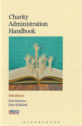 Cover of Charity Administration Handbook