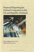 Cover of Financial Reporting for Unlisted Companies in the UK and Republic of Ireland