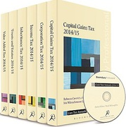 Cover of Core Tax Annuals: Set of Six Volumes & CD-ROM 2014/15