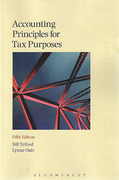 Cover of Accounting Principles for Tax Purposes