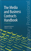 Cover of The Media and Business Contracts Handbook