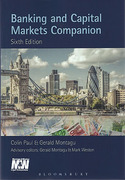 Cover of Banking and Capital Markets Companion
