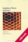 Cover of Employee Share Schemes (eBook)