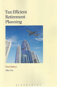 Cover of Tax Efficient Retirement Planning