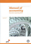 Cover of Manual of Accounting: Narrative Reporting 2015