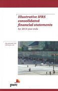 Cover of Illustrative IFRS Consolidated Financial Statements for 2014 Year Ends