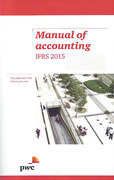 Cover of Manual of Accounting: IFRS 2015 Pack