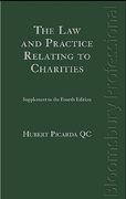 Cover of The Law and Practice Relating to Charities 4th edition: 1st Supplement