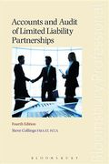 Cover of Accounts and Audit of Limited Liability Partnerships
