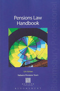 Cover of Pensions Law Handbook