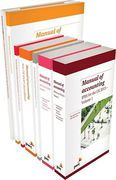 Cover of Manual of Accounting: UK Financial Reporting 2015 Pack