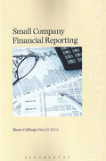 Cover of Small Company Financial Reporting