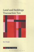 Cover of Land and Buildings Transaction Tax (eBook)