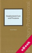 Cover of Employment Law and Pensions (eBook)