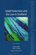 Cover of Adult Protection and the Law in Scotland (eBook)