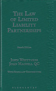 Cover of The Law of Limited Liability Partnerships (eBook)
