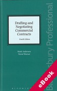 Cover of Drafting and Negotiating Commercial Contracts (eBook)