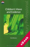 Cover of Children's Views and Evidence (eBook)