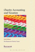 Cover of Charity Accounting and Taxation