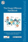 Cover of The Drugs Offences Handbook