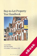 Cover of Buy-To-Let Property Tax Handbook (eBook)