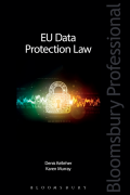 Cover of EU Data Protection Law