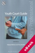 Cover of Youth Court Guide (eBook)