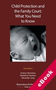 Cover of Child Protection and the Family Court: What you Need to Know (eBook)