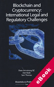 Cover of Blockchain and Cryptocurrency: International Legal and Regulatory Challenges (eBook)