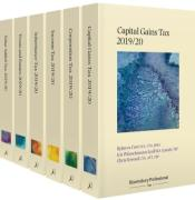 Cover of Bloomsbury Professional Tax Annuals 2019/20: Full Set