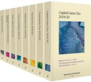 Cover of Bloomsbury Professional Tax Annuals 2019/20: Extended Set