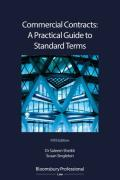 Cover of Commercial Contracts: A Practical Guide to Standard Terms