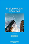 Cover of Employment Law in Scotland