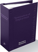 Cover of Termination of Employment Looseleaf