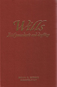 Cover of Wills: Irish Precedents and Drafting