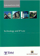 Cover of Technology and IP Law