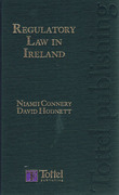 Cover of Regulatory Law in Ireland