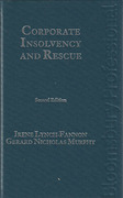 Cover of Corporate Insolvency and Rescue
