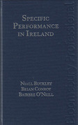 Cover of Specific Performance in Ireland