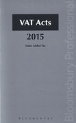 Cover of VAT Acts 2015
