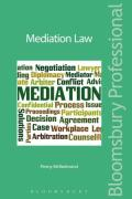 Cover of Mediation Law