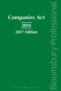Cover of Companies Act 2014: 2017 Edition
