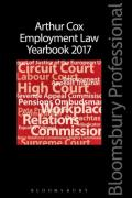 Cover of Arthur Cox Employment Law Yearbook 2017