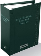 Cover of Irish Planning Law and Practice Looseleaf