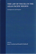 Cover of Law of the Sea in the Asian Pacific Region: Developments and Prospects