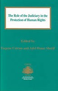 Cover of The Role of the Judiciary in the Protection of Human Rights